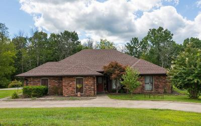 Spencer County Farm For Sale: 281 Old Ashes Creek Rd