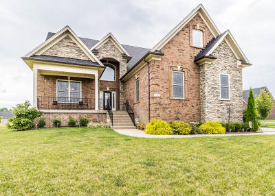 Louisville Single Family Home For Sale: 15425 Timmons Way