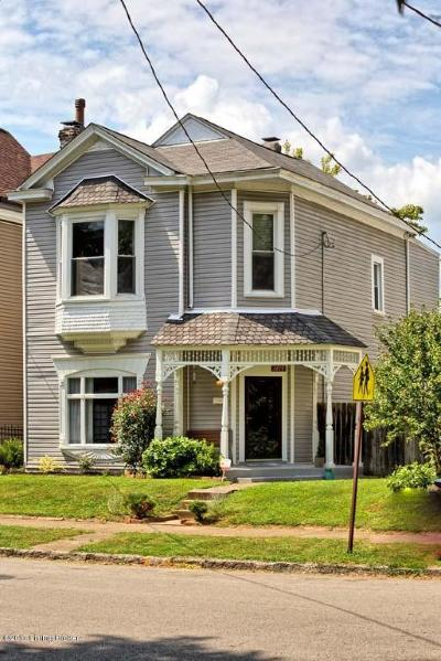 Highlands Single Family Home For Sale: 1419 Morton Ave