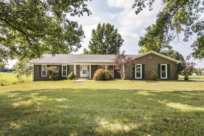 Crestwood Single Family Home For Sale: 5801 Summit View Ln