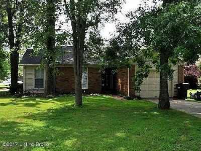 Louisville Rental For Rent: 708 Marquette Dr
