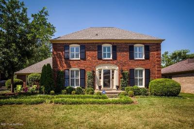 Louisville Single Family Home For Sale: 1912 Bainbridge Row Dr