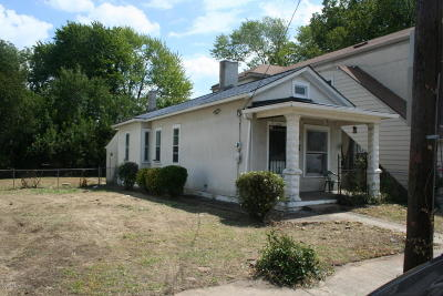 Germantown Single Family Home For Sale: 1135 Reutlinger Ave