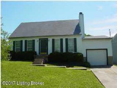 Louisville Rental For Rent: 7613 Blue Boy Pl