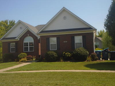 Simpsonville Single Family Home For Sale: 434 Lincoln Station Dr