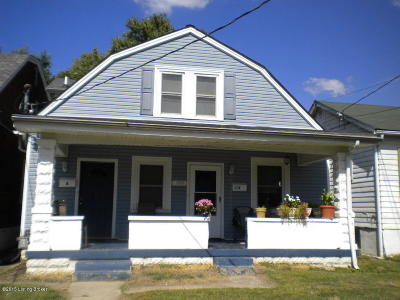 Louisville KY Multi Family Home For Sale: $144,900