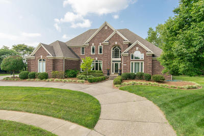 Louisville Single Family Home For Sale: 15306 Fairway Vista Pl