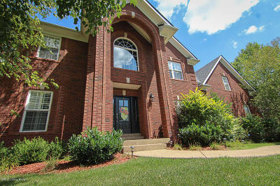 Louisville KY Single Family Home For Sale: $485,000