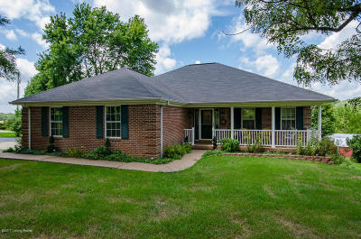 Taylorsville Single Family Home For Sale: 165 Day Rd