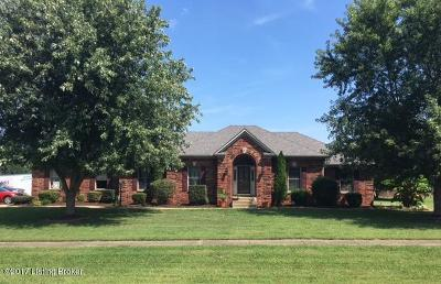 Shepherdsville Single Family Home For Sale: 156 White Tail Cir