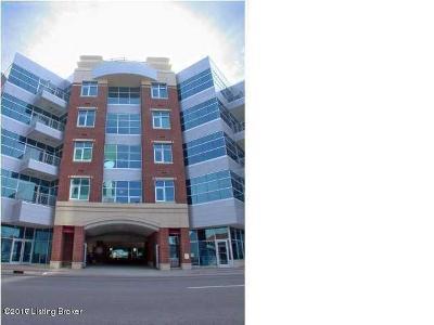 Louisville Condo/Townhouse For Sale: 324 E Main St #521