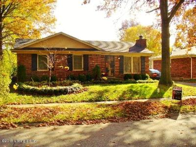 Louisville Rental For Rent: 4205 St Thomas Ave