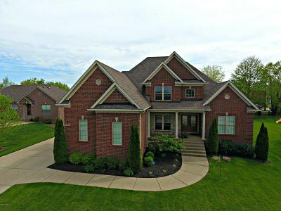 Louisville Single Family Home For Sale: 14803 Forbes Cir