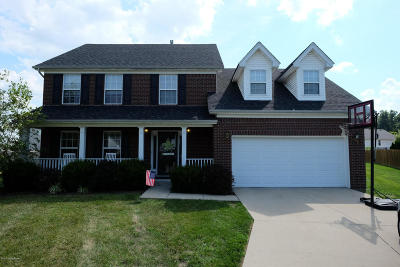 Louisville KY Single Family Home For Sale: $210,000