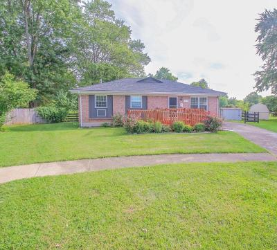 Jeffersontown Single Family Home For Sale: 3314 McAdams Ct