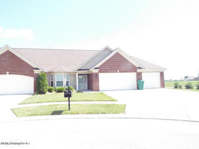 Bullitt County Rental For Rent: 123B Garden Gate Ct