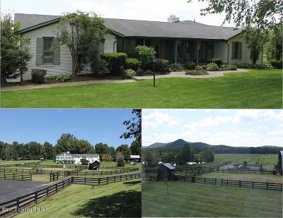 Bullitt County Farm For Sale: 2075 Belmont Rd