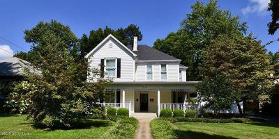 Elizabethtown Single Family Home For Sale: 608 Montgomery Ave