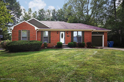 Oldham County Single Family Home For Sale: 11907 Springmeadow Ln