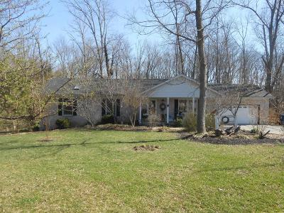 Crestwood Single Family Home For Sale: 3003 Coffee Tree Ct