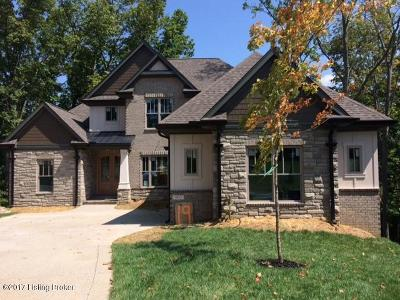 Louisville Single Family Home For Sale: Lot 19 Reserve Of Landis Springs
