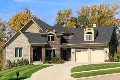 Louisville Single Family Home For Sale: 4117 Sanctuary Bluff Ln