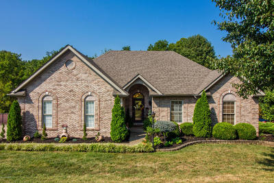 Shepherdsville Single Family Home For Sale: 129 Running Creek Cir
