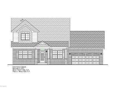 Shepherdsville Single Family Home For Sale: Lot 502 Redcrest Dr