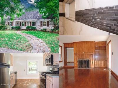 Audubon Park Single Family Home For Sale: 3336 Robin Rd