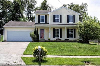 Elizabethtown Single Family Home For Sale: 1218 Eastern St