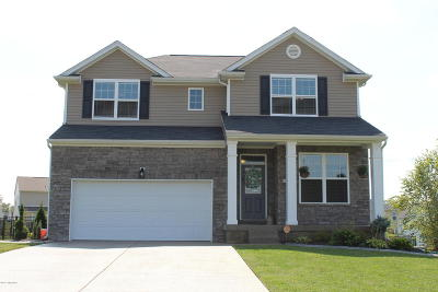 Oldham County Single Family Home For Sale: 1016 Cherry Hollow Rd