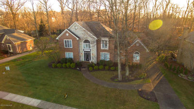 Louisville Single Family Home For Sale: 8814 Linn Station Rd
