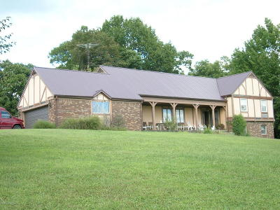 Leitchfield Single Family Home For Sale: 1738 Sunbeam Rd