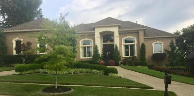 Louisville Single Family Home For Sale: 14500 Landis Lakes Dr