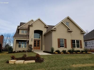 Louisville Single Family Home For Sale: Lot 35 Meadow Bluff Dr