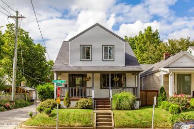 Louisville Single Family Home For Sale: 1901 Stevens Ave