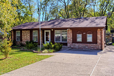 Shelby County Single Family Home For Sale: 409 Knobview Dr