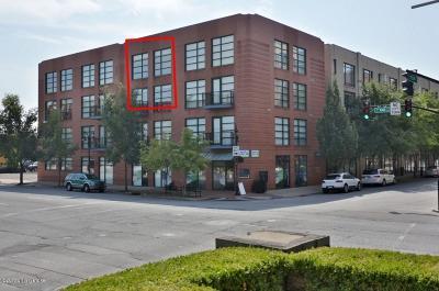 Louisville Condo/Townhouse For Sale: 400 E Main St #302