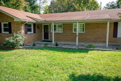 Hardin County Single Family Home For Sale: 181 Yates Chapel Rd