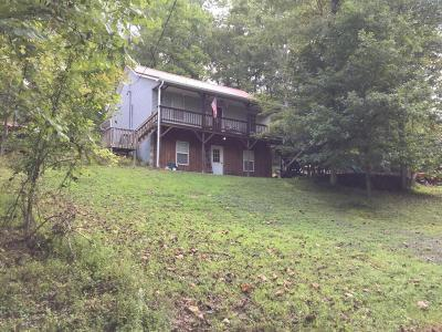 Cub Run KY Single Family Home For Sale: $159,000