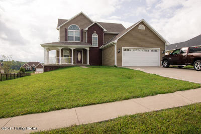 Hardin County Single Family Home For Sale: 111 McClendon Hills Ln