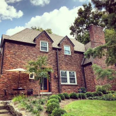 Louisville Single Family Home For Sale: 2229 Valley Vista Rd
