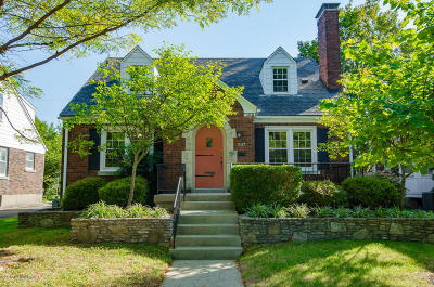 St Matthews Single Family Home For Sale: 507 Eline Ave