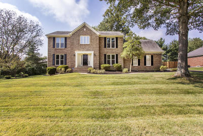 Oldham County Single Family Home For Sale: 3704 Ridge Crest Ct