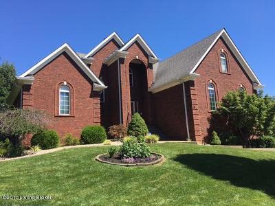 Louisville Single Family Home For Sale: 3605 Huntridge Pl