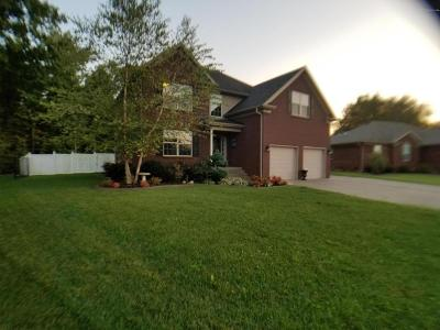 Shepherdsville Single Family Home For Sale: 440 Reserves Blvd