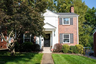 Louisville Single Family Home For Sale: 13 Denham Rd