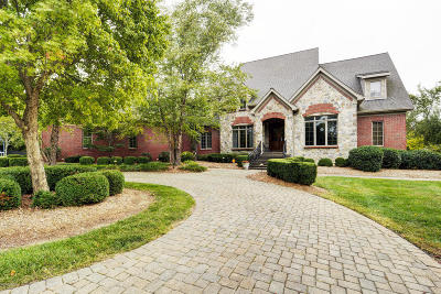 Shelby County Single Family Home For Sale: 11 Persimmon Ridge Dr