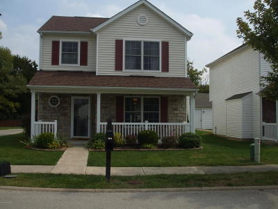 Louisville Condo/Townhouse For Sale: 7211 Black Mountain Dr
