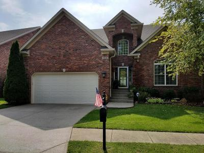 Louisville Condo/Townhouse For Sale: 3016 Crystal Waters Way